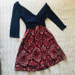 Fantastic Fawn dress